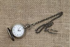 Free Pocket Watch Stock Photography - 18745422