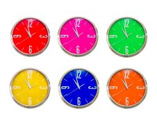 Free Clock Collection Stock Photo - 18745580