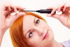 Free Makeup Royalty Free Stock Photo - 18745615