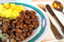 Free Seasoned Beans Stock Photos - 18745773