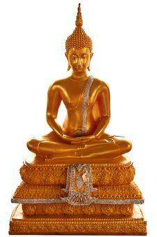 Free Buddha Royalty Free Stock Photo - 18746045