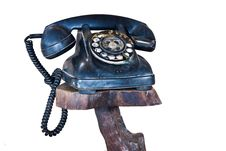 Free Ancient Phone Stock Photography - 18746712