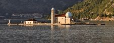 Free Montenegro: Monastery In The Bay Of Kotor Royalty Free Stock Image - 18746926