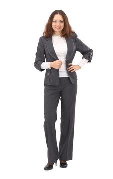 Free Portrait Of Business Woman With Stock Photos - 18747163