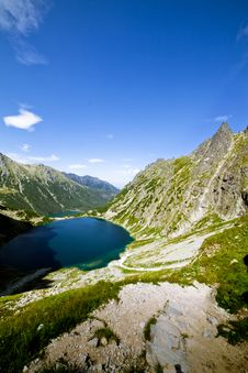 Free Mountain Landscape Stock Image - 18747541
