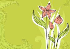Free Flower Background Stock Photography - 18747702