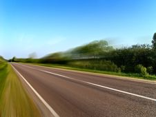 Free Countryside Road Stock Photography - 18748612
