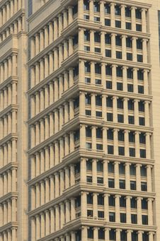 Free Classic Style Modern Building Royalty Free Stock Image - 18748816