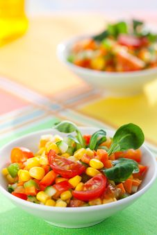Free Vegetable Salad Stock Photos - 18749463