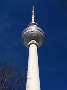 Free TV Tower Stock Image - 18749491