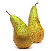 Free Fresh Green Pear Stock Photos - 18749713