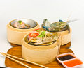 Free Assorted Dim Sum Stock Photo - 18752560