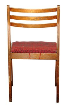 Old Wooden Chair Royalty Free Stock Photo