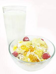 Free Healthy Breakfast Stock Photo - 18750730