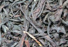 Free Black Tea Closeup Royalty Free Stock Images - 18751659