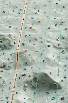 Free Climbing Wall Stock Photography - 18751882