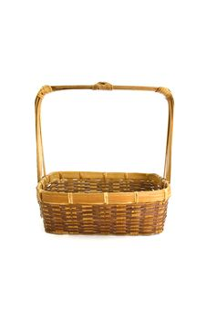 Free Basket Royalty Free Stock Photo - 18751965