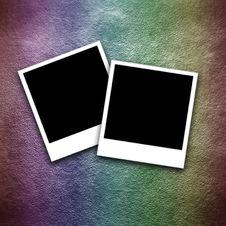 Free Polaroid Frames Royalty Free Stock Image - 18752476
