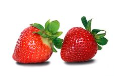 Free Strawberries Royalty Free Stock Photo - 18753925