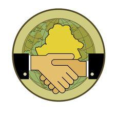 Free Handsshake Belarus Royalty Free Stock Images - 18754719