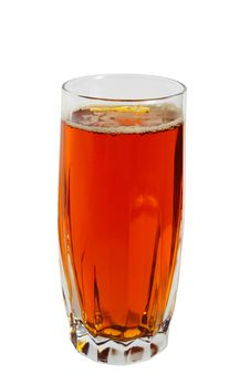 Free Drink In A Tall Glass Royalty Free Stock Photography - 18755187