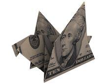 Free Origami Royalty Free Stock Photos - 18755808