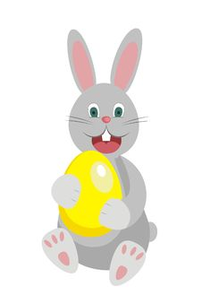 Free Easter Bunny Stock Images - 18756224