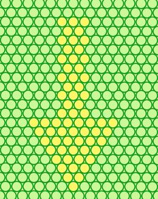 Free Dots Background Royalty Free Stock Image - 18756256