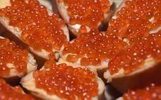 Free Red Caviar Stock Photos - 18756303