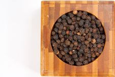 Free Pepper In Casing Royalty Free Stock Photography - 18756577