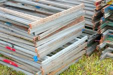 Free Industrial Metal Frames Stock Image - 18757621