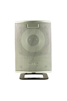 Free Silver Grid Speaker Stock Photography - 18758082