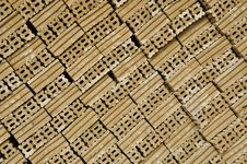 Free Raw Brick Royalty Free Stock Images - 18758169