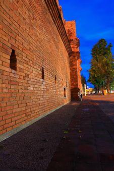 Free City Wall Royalty Free Stock Photos - 18758748