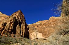 Free Zion National Park (Utah, Usa) Stock Photo - 18759290