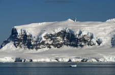 Free Cuverville Island Antarctica 12 Royalty Free Stock Images - 18759299