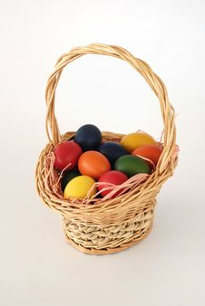 Free Easter Eggs Stock Image - 18759361