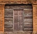Free Old Wood Door Stock Photo - 18761940