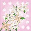 Free Sacura Flowers Background Royalty Free Stock Photo - 18762925