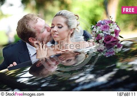 Free Kiss Stock Image - 18768111