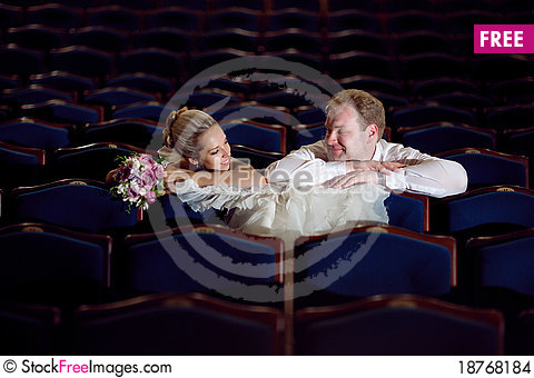Free In The Theatre Stock Images - 18768184