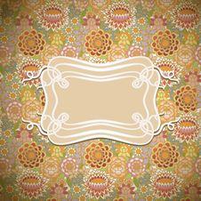 Free Frame Royalty Free Stock Photos - 18760488
