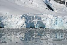 Free Antarctic Glacier 4 Stock Image - 18761371