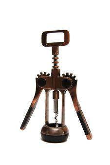 Free Corkscrew Stock Photography - 18763112