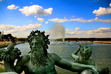 Free France: Versailles Palace Stock Image - 18763141