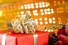 Free Gift Royalty Free Stock Photo - 18763665