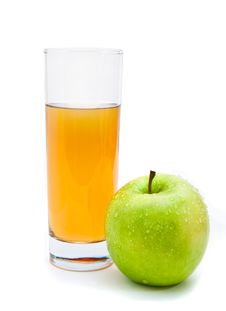 Free Apple Juice Royalty Free Stock Photography - 18764267