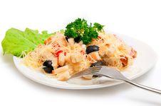 Free Tasty Salad Stock Photos - 18764283