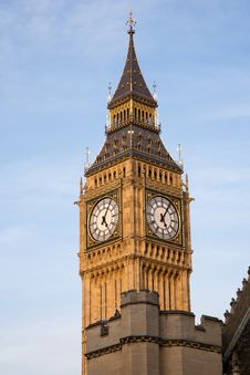 Free Big Ben Stock Photo - 18765090