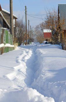 Free Winter Stock Image - 18765511